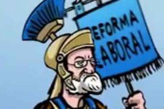 El PSOE-A se inspira en los cómics de Asterix para intentar frenar al PP
