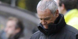 El Inter de Milán destituye a Claudio Ranieri por los malos resultados
