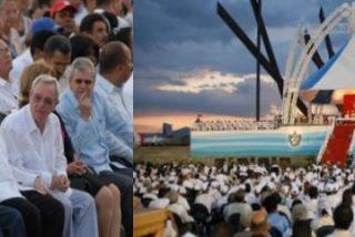 El Papa invita a los cubanos para construir 'una sociedad abierta y renovada'