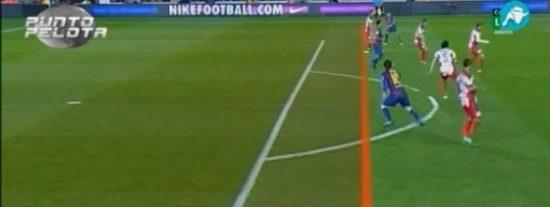 """Tomás Roncero y Frederic Hermel dan por falsas unas imágenes de Canal+ que demuestran el gol legal de Messi: """"¡Eso está mal hecho!"""""""