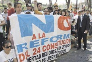 México reforma su ley de libertad religiosa a pocos días de la visita papal