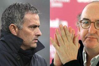 Mourinho se salta las normas de Roures y carga de razón a las radios en su conflicto con Mediapro