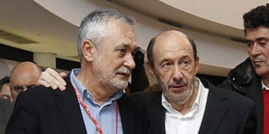 Rubalcaba mete miedo para que el PSOE no pierda su último chollo