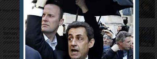 """Sarkozy acusa a militantes socialistas de asociarse a """"gente de ETA"""""""
