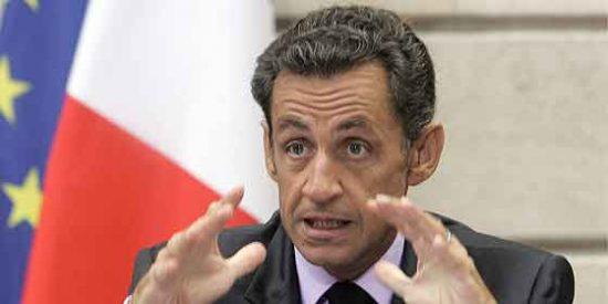 """Sarkozy: """"Los inmigrantes vienen con la intención de no cumplir las leyes"""""""