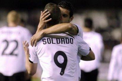Roberto Soldado vuelve para sentenciar al PSV Eindhoven (4-2)