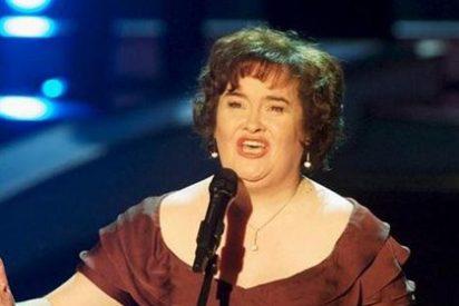 Susan Boyle actuó en el estreno del musical sobre su vida