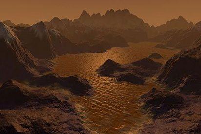 En Titán, la mayor luna de Saturno, llueve una vez cada mil años