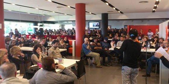 TV3 va a la huelga general