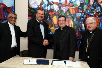 La UPSA firma un convenio con la Pontificia Universidad Católica de Puerto Rico