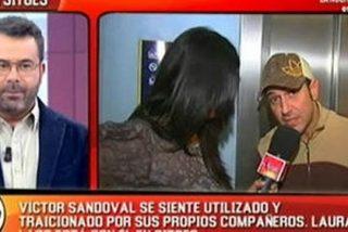 """Víctor Sandoval enloquece contra J.J. Vázquez: """"Me habéis traicionado, ten cuidado porque mi ex va a seducirte y te va a arruinar"""""""