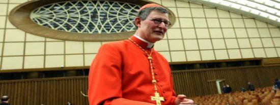 """Cardenal Woelki: """"También en Alemania hay niños pobres en un círculo sin salida"""""""