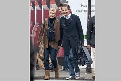 ¿Qué llevaban Zapatero y Sonsoles metido en sus bolsas de Zara?
