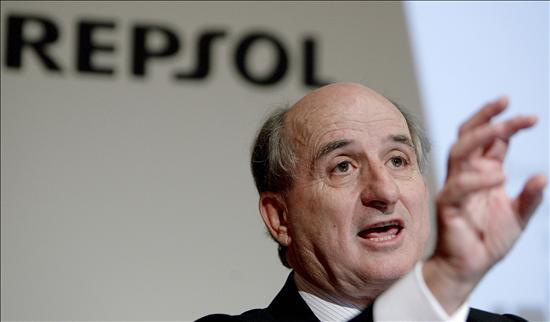 Repsol trata de impedir que otras petroleras inviertan en YPF