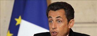 Sarkozy encuentra un filón electoral en la desastrosa gestión de Zapatero
