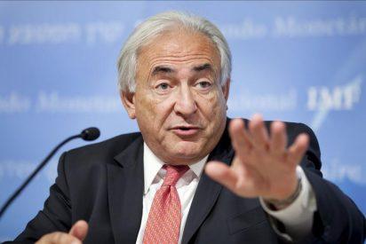 """Strauss-Kahn y el sexo: """"Nunca pensé que mis rivales irían tan lejos"""""""