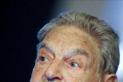 """Soros: """"Si tuviera que invertir apostaría contra el euro"""""""