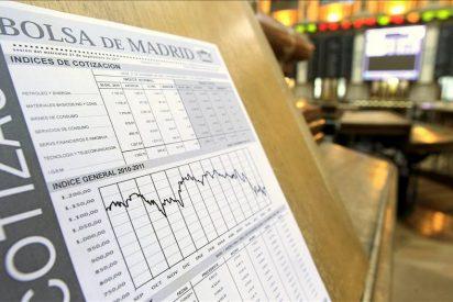 El Ibex 35 rebotó el 2,28% y llega hasta los 7.373,3