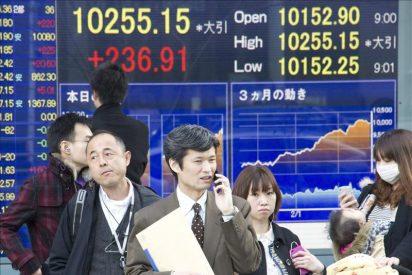 El Nikkei sube un 0,78 por ciento hasta los 10.161,72 puntos