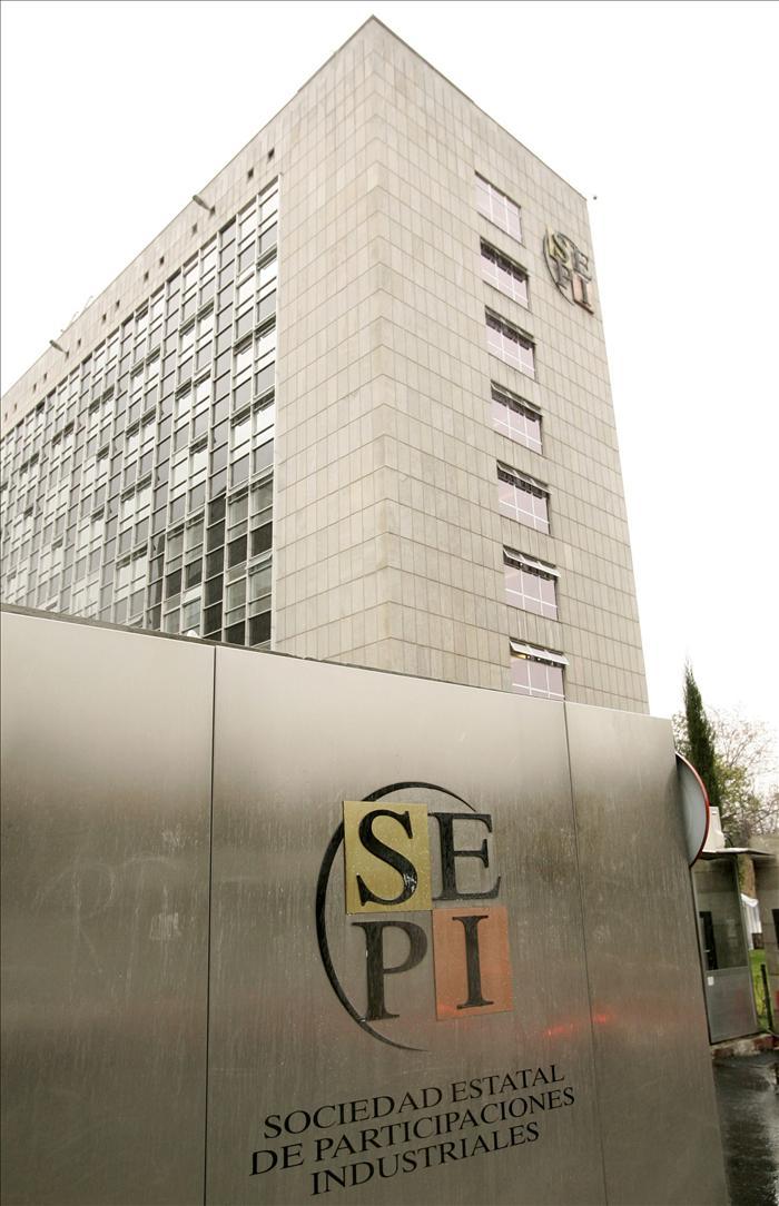 La SEPI prevé ganar 55 millones este año frente a las pérdidas de 2011