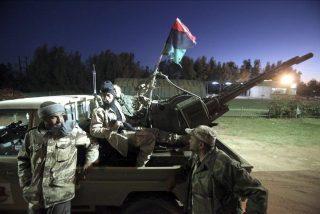 14 Muertos en choques entre facciones rivales al norte de Libia