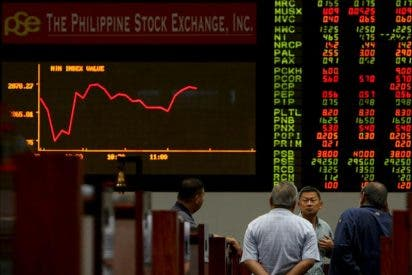 Las bolsas Sudeste Asiático abren en números rojos, excepto Filipinas