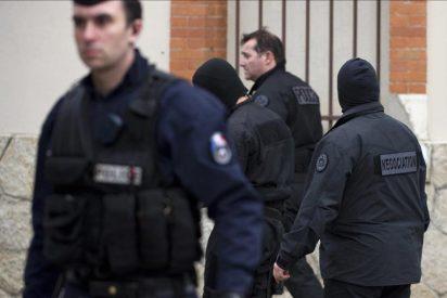 Diez detenidos en una nueva redada contra el terrorismo islámico en Francia