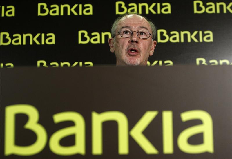 Bankia y BBVA sufren en bolsa al comenzar a cotizar sus nuevas acciones