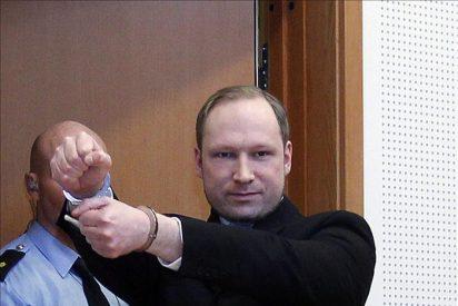 Breivik, el autor confeso de la matanza de 77 personas en Finlandia, dice que no está loco