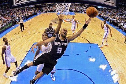Los Spurs arrolladores; reaccionan los Thunder; pierden los Bulls; ganan los Celtics