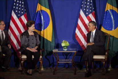 Obama recibe hoy a Rousseff para ampliar la cooperación en educación y comercio