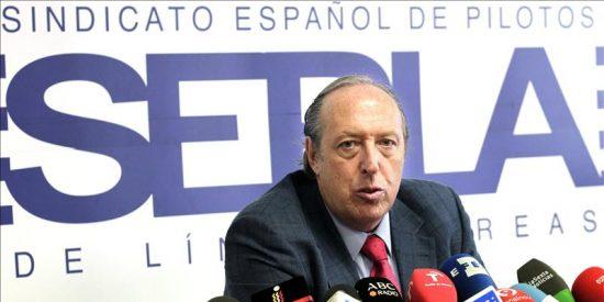 """El Sepla acusa a Iberia de """"boicotear"""" cualquier tipo de negociación"""