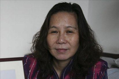 Condenan a más de 2 años a una activista china, lisiada por una paliza policial