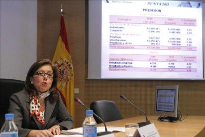 Hacienda devolverá 10.955 millones de euros a 14,6 millones de contribuyentes