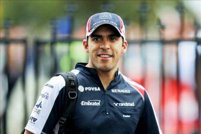 Pastor Maldonado dice que el circuito de Shanghai es uno de sus favoritos