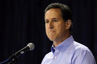 Santorum abandona la carrera republicana y despeja el camino a Mitt Romney