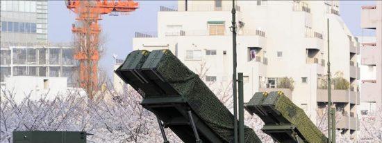 Japón activa sus sistemas de defensa ante el inminente lanzamiento norcoreano