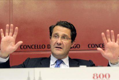 Sus deudas con Hacienda se llevan por delante al alcalde de Santiago Conde Roa