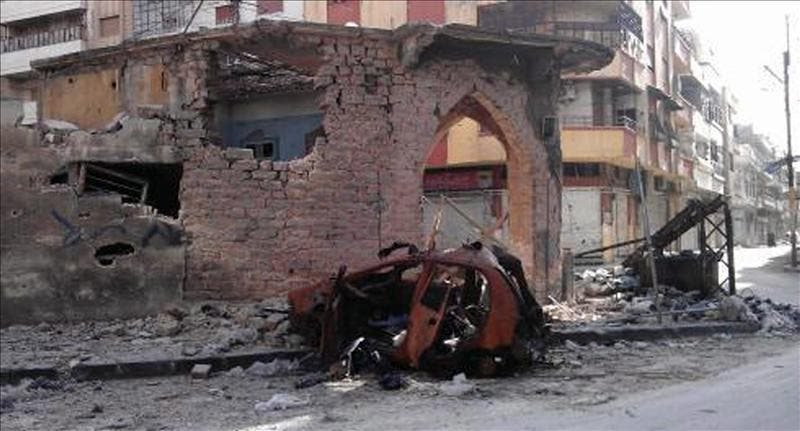 Rebeldes sirios denuncian violaciones del alto el fuego por el régimen