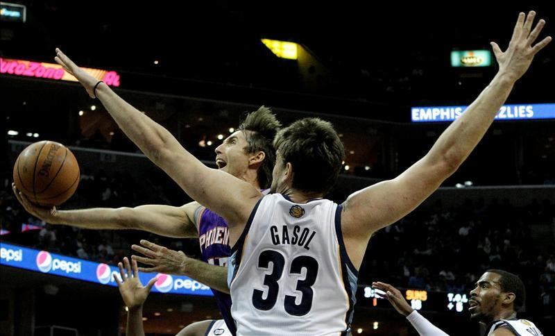 Pau y Marc mantienen la racha ganadora en la NBA