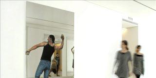 """Las """"pinturas de espejos"""" de Michelangelo Pistoletto en Madrid"""