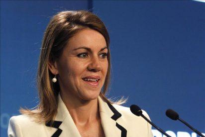 Dolores de Cospedal dice que RTVE no ha sido todo lo imparcial que debiera