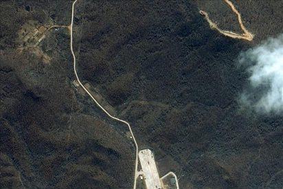 Japón confirma que el cohete norcoreano no alcanzó su territorio