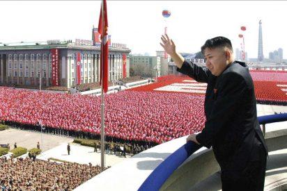 """Corea del Norte amenaza al Sur por """"difamar"""" el centenario de su fundador"""