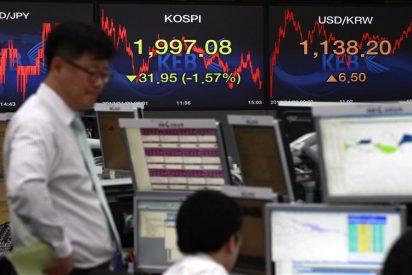 El Kospi baja 0,58 por ciento en la apertura
