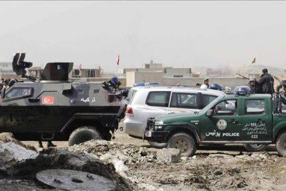 Cuatro miembros de la OTAN mueren en un accidente de helicóptero en Afganistán