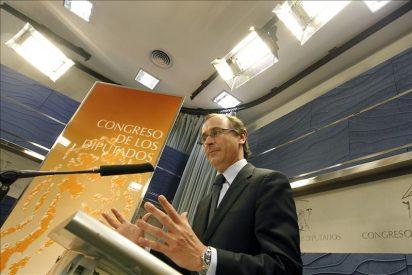 """El portavoz del PP en el Congreso cree que hay que """"penalizar a los malos estudiantes"""""""