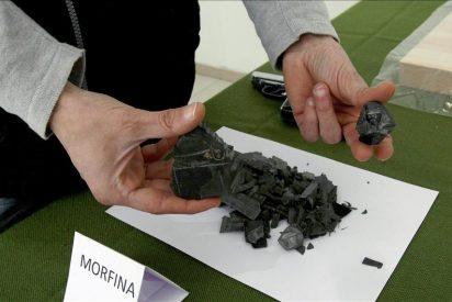 Desmantelan en Barcelona un laboratorio que 'cocinaba' drogas por encargo