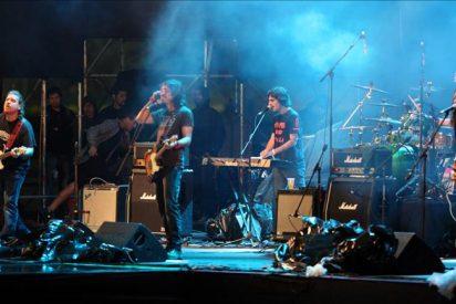 Leyendas del rock se unen en recital cargado de energía en Paraguay