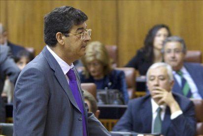 La dirección de IU en Andalucía escenifica su apoyo al Gobierno de coalición con el PSOE